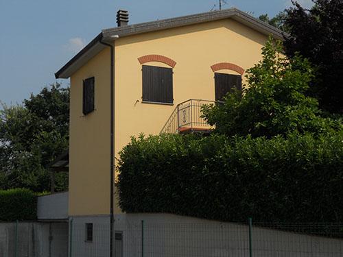 Castel Guelfo di Bologna vendesi porzione di casa indipendente di soli ...